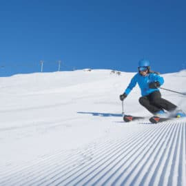 Falls Creek Carving the Groomers